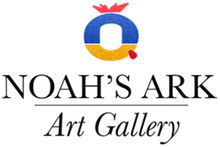 noahs ark art gallery logo